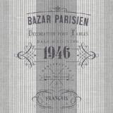 Bazar Parisien - Decoration pour tables  - Bals & Soirées - 1946 - Pariser Bazar für Tischdekoration - Parisian Bazaar for table decoration -