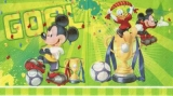 Mickey & Donald - Fußball, Pokal - Soccer, football, Cup - Coupe