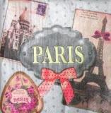Paris mit seinen Sehenswürdigkeiten - Paris and its attractions - Paris et ses attractions
