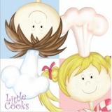 2 kleine Köche - 2 little cooks, chefs - Deux petits cuisiniers
