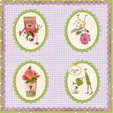 Gießkannen, Rose, Blumen, Frauen, Gartenarbeit - Watering cans, roses, flowers, women, gardening - Arrosoirs, roses, fleurs, femmes, jardinage