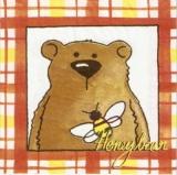 Honigbär - Honey bear - Ours de miel