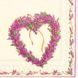 Erika, Heidekraut, Blütenherz - Heather, flower heart - Bruyère, coeur de fleurs