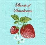 Frische Erdbeeren - Bunch of strawberries - Fraises fraîches