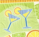Erfrischende Sommercocktails - Refreshing summer cocktails - Cocktails dété rafraîchissants