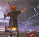 Griller im Meer, Gewitter, Blitz - Norddeutsche Griller sind härter - BBQ, Sea, thunderstorm & Lightning - BBQ, Mer, orage et la foudre