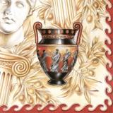 4 Vasen, Amphoren, Kaiser, Säulen, Oliven - 4 vases, amphorae, emperor, columns, olives -  4 vases, amphores, empereur, colonnes, dolives