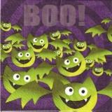 Boo, Fledermäuse, Bats, Les chauves-souris
