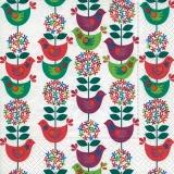 Vögel & kleine Blumen - Birds and little flowers - Les oiseaux et les petites fleurs
