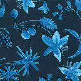 Blaue Blumen - Blue flowers -  Fleurs bleu