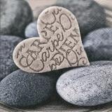 Herz & Steine, Heart & Stones, Coeur et pierres  - Genieße den Tag, Carpe Diem