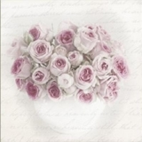Nostalgischer Rosenstrauß - nostalgic rose bouquet - Bouquet de roses nostalgique