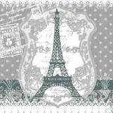 Paris - Eiffelturm, Frankreich - Eiffel Tower, France, Tour Eiffel