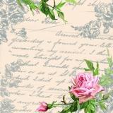 Ein Brief & Rosen - A letter & roses - Une lettre & Roses