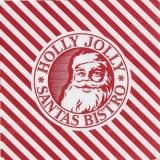 Holly Jolly Santas Bistro