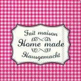 Hausgemacht - Home made - Fait maison