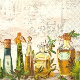 Verschiedene Olivenöle - Various olive oils - diverses huiles dolive