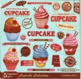 Kleine Törtchen, Kuchen - Muffins, Cupcakes, Collection, Best Cake award, Best in town - Petites gâteaux