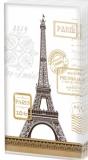 Frankreich, Paris, Eiffelturm, gold - France, Paris, Eiffel Tower, gold - La France, Paris, Tour Eiffel, or