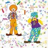 Clowns, Party, Feier, Karneval - Clowns, party, celebration, carnival - Clowns, fête, carnaval