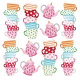 Tassen & Kannen - Cups & Pots - Tasses & pichets
