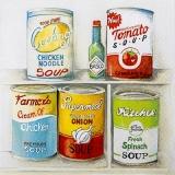 Dosensuppen & Gewürz - Canned soups & spice - Soupes de boîtes & épice