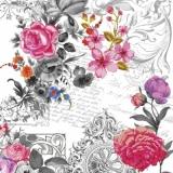 Blumen, Muster & Rosen - Flowers, Pettern & Roses - Fleurs, Motifs & Roses