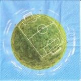 Fußballfeld - Soccer field - terrain de football