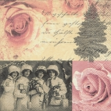 4 nostalgische Frauen - 4 nostalgic ladies - 4 femmes nostalgiques
