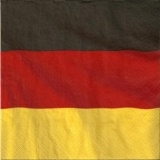 Deutsche Flagge - German Flag - Drapeau allemand
