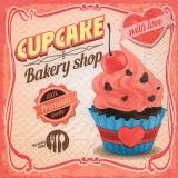 Leckeres Törtchen - Muffin, Cupcake, Bakery Shop, 100% Premium Quality - Les petites tartes, petit gâteau