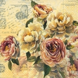 Romantisch, nostalgische Rosen  - Vintage Roses - De façon romantique, les roses nostalgiques