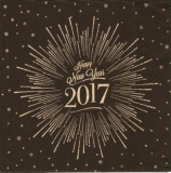 Frohes Neues Jahr 2017 - Happy New Year 2017 - Bonne année 2017