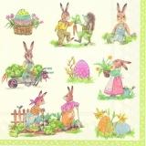 Osterhasengeschichten - Stories of Easter Bunnies - Histoires de lapins de Pâques