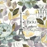 Blumengärten in Paris - Flower gardens in Paris - Jardins de fleurs à Paris