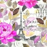 Blumengärten in Paris II - Flower gardens in Paris II - Jardins de fleurs à Paris II