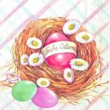 Osternest - Easter nest - nid de Pâques
