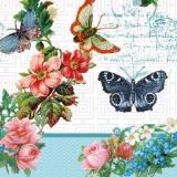 Blumen, Rosen & Schmetterlinge - Flowers, Roses & Butterflies - Fleurs, Roses & Papillons