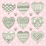 Aussergewöhnliche Herzen - Exceptional hearts - Coeurs extraordinaires