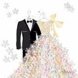 Braut & Bräutigam, Hochzeitstag, Heirat - Bride & Groom, Wedding day, Marriage - Jeune mariée & Marié, jour de Mariage, Mariage