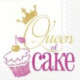 Königin der Kuchen - Queen of Cake, Cupcake, Muffin - Reine du gâteau