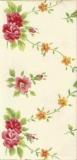 Zarte Rosengirlanden - Delicate pink garlands - Guirlandes de roses tendres