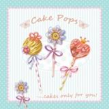 Cake Pops - Leckere Kuchen-Lollies - Delicious Cakes & lollipops - De délicieux gâteaux & sucettes