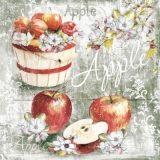 Äpfel & Apfelblüten - Plles & Applle blossoms - Pommes & fleurs de pomme