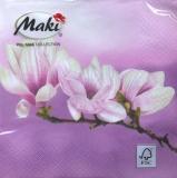 Magnolie lila - Magnolia mauve - Magnolia lilas