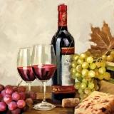 Trauben & Wein - Grapes & Wine - Raisins et vin