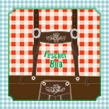 Bayerische Lederhose, Oktoberfest, München, Bayern, Fescher Bua - Bavarian leather trousers, October party, Munich, München Oktoberfest, Bavaria, Germany - Pantalon en cuir bavarois, fête doctobre, M
