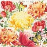 Astern, Geschriebenes, Rosen & Schmetterlinge - Asters, writing, roses and butterflies - Asters, lécriture, des roses et des papillons