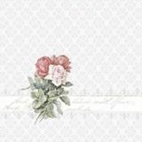 3 nostalgische Rosen - 3 vinatge roses - 3 roses nostalgique