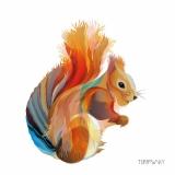 Hübsches Eichhörnchen - Pretty Squirrel - écureuil jolie